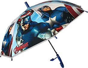 My Party Suppliers Latest Captain America Umbrella / Captain America Umbrella for Kids / Superhero Umbrella