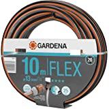 "GARDENA Comfort FLEX slang 13 mm (1/2"") 10 m: Vormvaste, flexibele tuinslang met Power Grip profiel, hoogwaardige spiraalwevi"