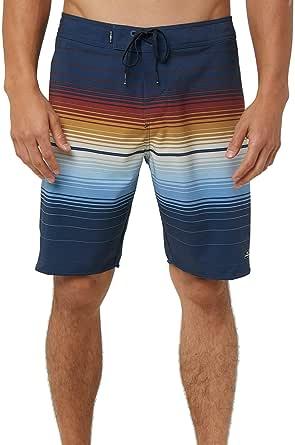 O'Neill Men's Superfreak Scallop Boardshort Board Shorts