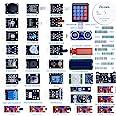 ELEGOO Actualizado 37-en-1 Kit de Módulos de Sensores con Tutorial Compatible con Arduino UNO R3 Mega Nano Raspberry