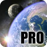 Earth & Moon in HD Gyro 3D PRO
