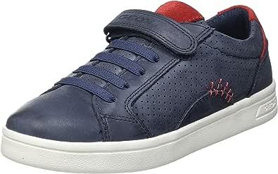 Geox Boy's J Djrock E Sneaker