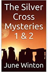 THE SILVER CROSS MYSTERIES 1 & 2: (PSYCHIC DETECTIVE MYSTERIES # 1 & 2) Kindle Edition