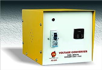 Ax Voltage Converter 230V -110V 750W