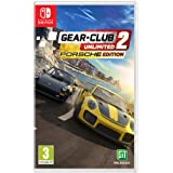 Gear.Club Unlimited 2 PORSCHE Edition Swt - Nintendo Switch