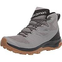 Salomon Outline Mid GTX Chaussures de Randonnée Montantes Imperméables pour Homme