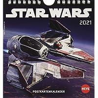 Star Wars 2021. Postkartenkalender