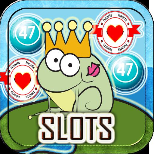 Fortune Frog Princess Slots Multi Toad Spins Realm Slots Game Free HD Slots for Kindle Multi Reel Tumbling Bonus Story Slots Wonderland Jackpot Bonuses (Kindle Für Den Kostenlos Bingo-spiele)