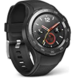 Huawei Watch 2 Montre Connectée (4G/LTE, Rom 4 Go, Android Wear, Bluetooth, WIFI) Carbon Noir