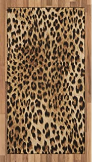 1.7 x 2.6 ft Naanle Funny Zebra Black Stripe Non Slip Area Rug for Living Dinning Room Bedroom Kitchen Animal Zebra Nursery Rug Floor Carpet Yoga Mat 50 x 80 cm