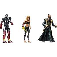 Marvel Studios: The First Ten Years Iron Man 3 Pepper Potts, Iron Man Mark XXII, and The Mandarin
