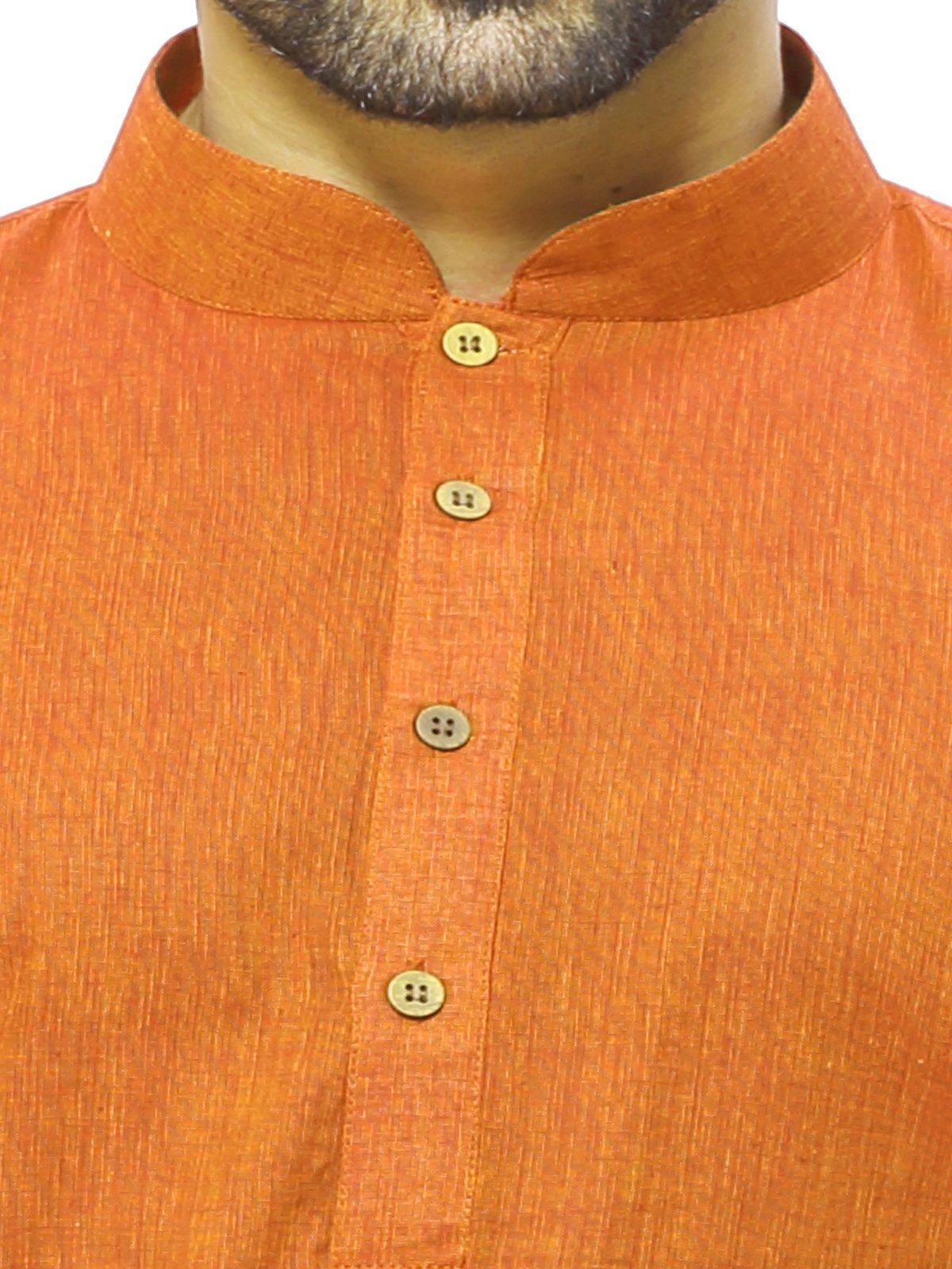 RG Designers Mens Cotton Kurta Pajama Set