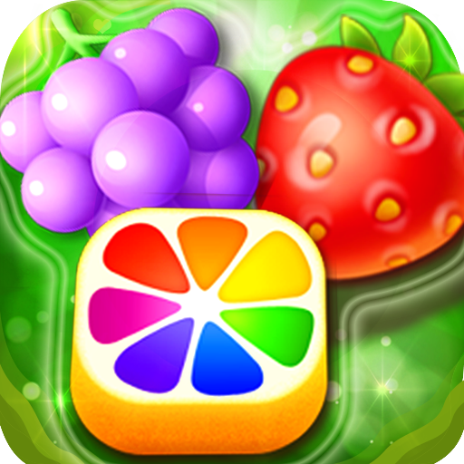 Jelly Juice - Match 3 Games & Free Puzzle Game - Jam Spiele Monster