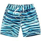 Kqpoinw Trajes de Baño para Niños, Trajes de Baño para Niños Pantalones Cortos de Tabla de Playa Transpirables de Secado Rápi