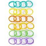 Bright Starts Fun Links 8664 ringen, meerkleurig