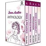 Jane Austen Anthology (Set of 5 Books)