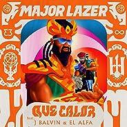 Que Calor (feat. J Balvin & El Alfa) (feat. J Balvin & El Alfa)