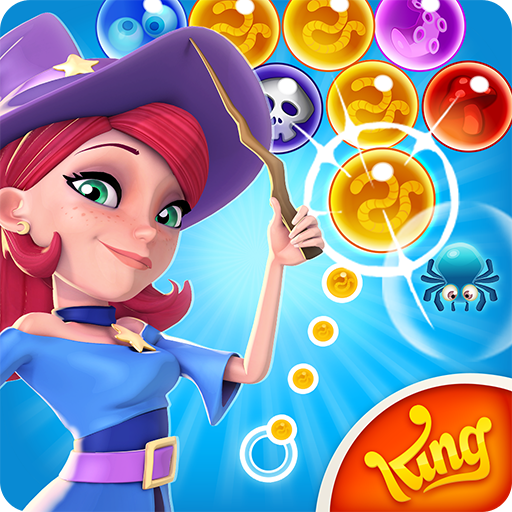 Bubble Witch 2 Saga -