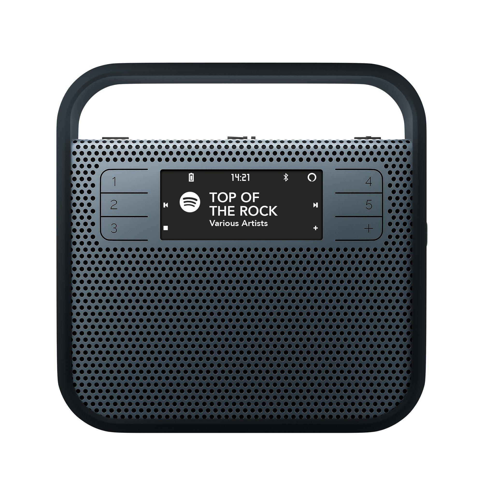 Triby enceinte portable avec Amazon Alexa et HomeKit