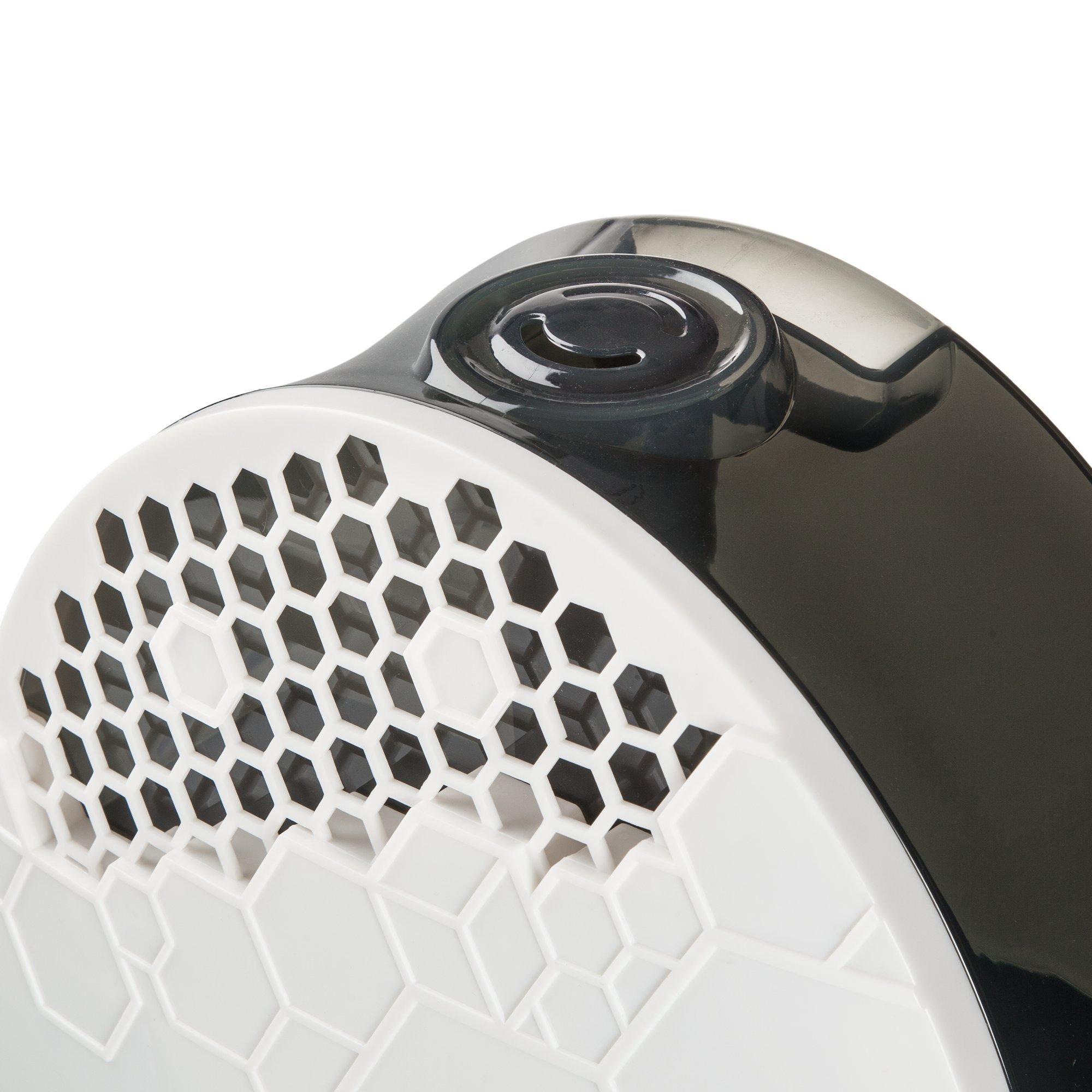 bajo Consumo Caudal Regulable 4L silencioso Oralteck USA Boston Tech WE-109 Humidificador de Gran Capacidad Ultrasonico Vapor Frio