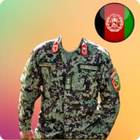 Afghan Army Suit Changer - Uniform Editor 2017
