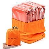 Bramble - 5 Premium Nödsituation Termisk Väska - Overlevnad Väderbeständig Sov-/Ivvy Väska