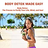 Detox Your Body : Body Detox Made Easy : Body Detox: The Process to Purify Your Life, Mind, and Soul