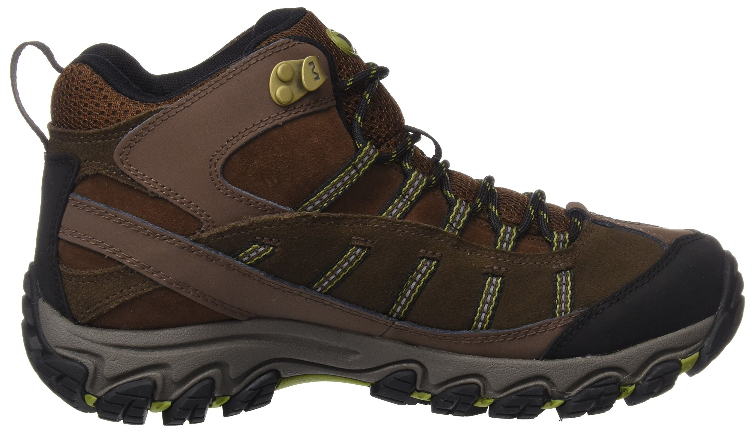 81Qijl9MSwL - Merrell Men's Terramorph Mid Waterproof High Rise Hiking Boots