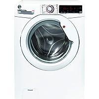Hoover Machine à laver H-Wash 300 H3W 413TXME/1-S - 13 kg - 1400 tr/min - Fonctionnement intelligent avec technologie…