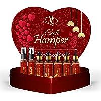 Newish® 7 in 1 Gift Set Essential Oil - Lavender, Rosemary, Eucalyptus, Vitamin E ,Sweet Orange, Argan, Tea tree Set of…
