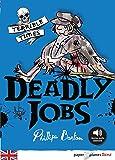 Deadly jobs - Livre + mp3