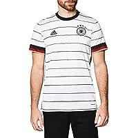 adidas Men's Germany DFB, 2021/22 Season, Game Equipment Jersey Home Jersey