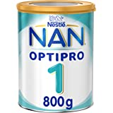 Nestle NAN OPTIPRO Stage 1, From birth to 6 months, Starter Infant Formula with Iron 800g
