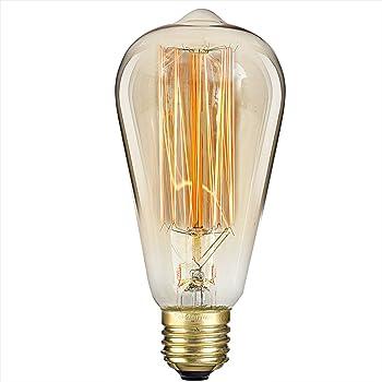 Sl E27 25w Edison Glühbirne Dimmbar Vintage Lampe Wunderschönes