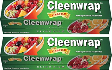 Wrap 30 Mtr Pack of 2 (30x2=30 MTRS) Guaranteed