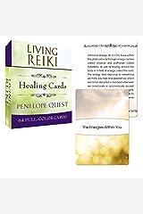 Living Reiki Healing Cards: 64 Colour Healing Cards (Tarcher Inspiration Cards) Cards