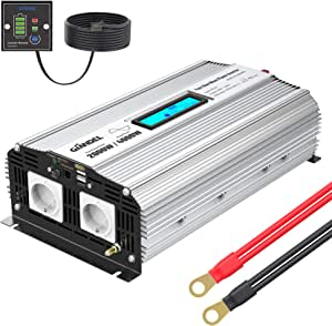 Giandel Pure Sine Power Inverter 600 4000 W For Elektronik