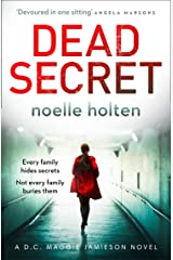 Dead Secret: A gripping crime thriller with shocking twists you won't see coming (Maggie Jamieson thriller, Book 4) Kindle Edition