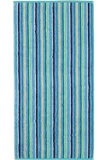 Luxury 100/% Cotton Greek Key Embroidered Bath Towel 3 Piece Gift Bale Set
