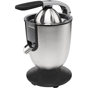 Princess 201852 Juicer, Stainless steel 160 W, Silver