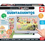 Educa - EducaTouch Junior: Érase una Vez… Cuentacuentos 2, con música y canciones, juego educativo para niños, a partir de 24