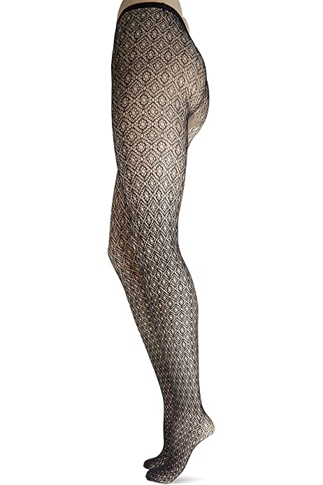 Dim X Ba/&SH Collant Tricot Femme