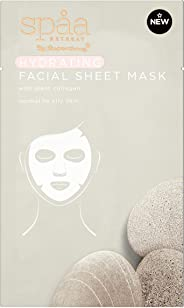 Superdrug S/D Spa Hydrating Face Sheet Mask 16g, 16 Pieces