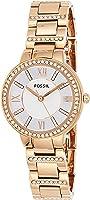 ساعة فوسيل للنساء ES3284 - رسمية، أنالوج
