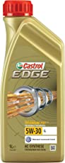 Castrol 57418 Edge Motoröl Titanium FST 5W-30 LL, 1L
