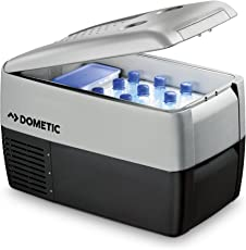 Dometic CoolFreeze CDF 36, tragbare elektrische Kompressor-Kühlbox/Gefrierbox, 31 Liter, 12/24 V für Auto, Lkw oder Boot mit Batteriewächter