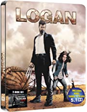 Logan & Logan Noir (Steelbook) (2-Disc)