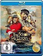 Jim Knopf & Lukas der Lokomotivführer [Blu-ray]