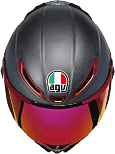 Agv Helmet Pista Gp Rr Special Limited Edition Maxvision 120 Pinlock Hydration System L 60 61 Auto