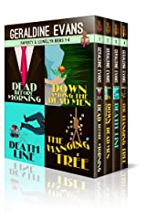 RAFFERTY & LLEWELLYN BOXED SET: BOOKS 1 TO 4: British Detectives Kindle Edition